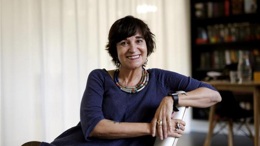 La escritora madrileña Rosa Montero