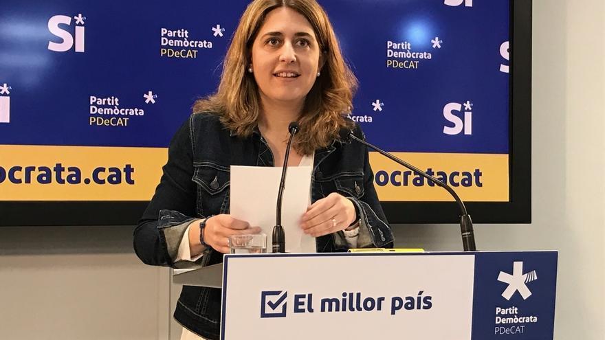 """PDeCAT acusa a Fiscalía de actuar como """"policía política"""" y pide tranquilidad al soberanismo"""