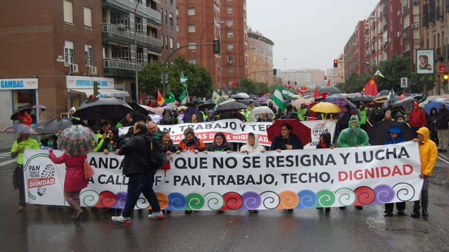 Manifestación del 28F