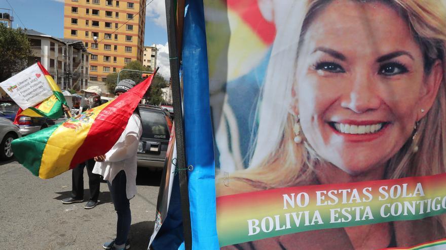 Jeanine Áñez se abstiene de declarar en dos casos ante la Fiscalía boliviana