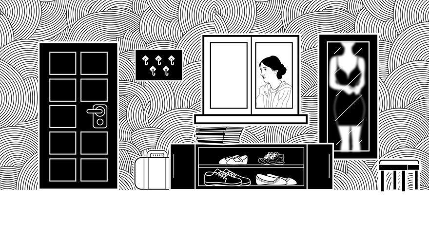 Virginia Woolf, uno de los guiños que se pueden encontrar en el videojuego 'VONA'