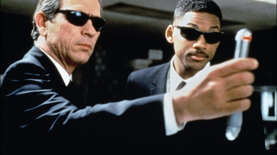 Men in Black: fotograma de la película