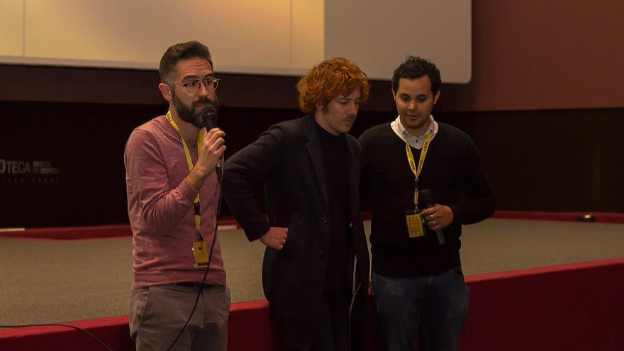 Sexta jornada del IBAFF: Y llegó el encuentro con los directores