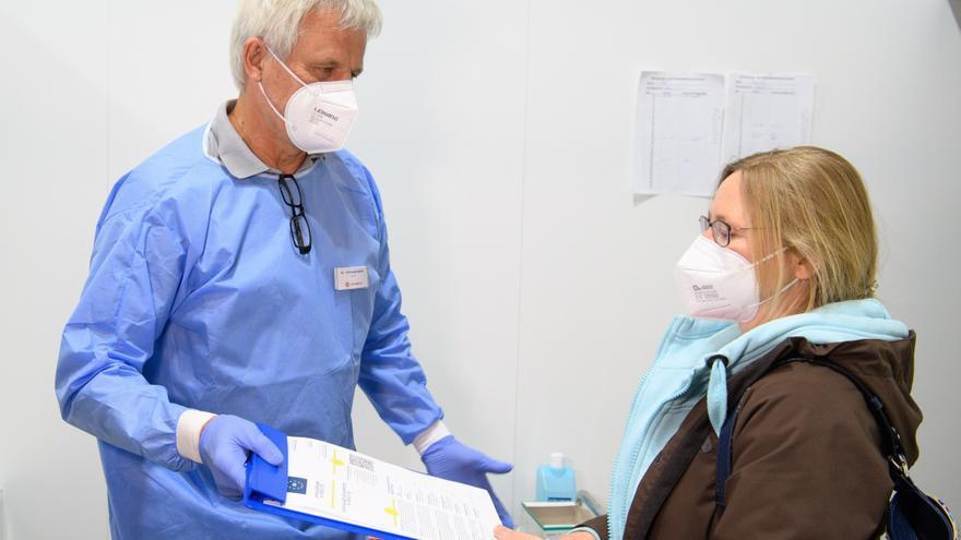 La incidencia sigue a la baja en Alemania y se sitúa en 37,5 casos semanales