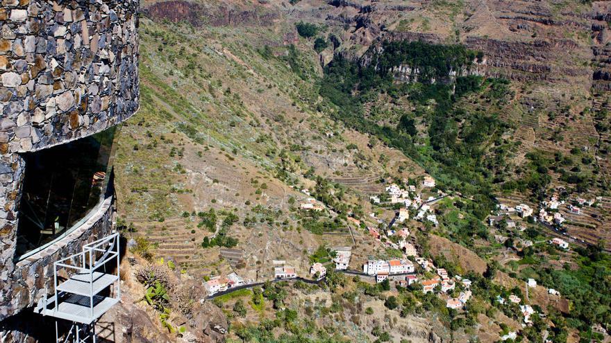 Mirador del Palmarejo, en Valle Gran Rey. VIAJAR AHORA