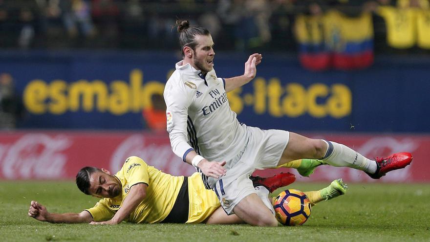 Villarreal y Real Madrid protagonizaron un duelo de mucha tensión.