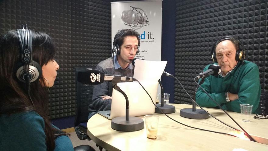 Pepe Ribas y Carolina Espinoza en Carne Cruda