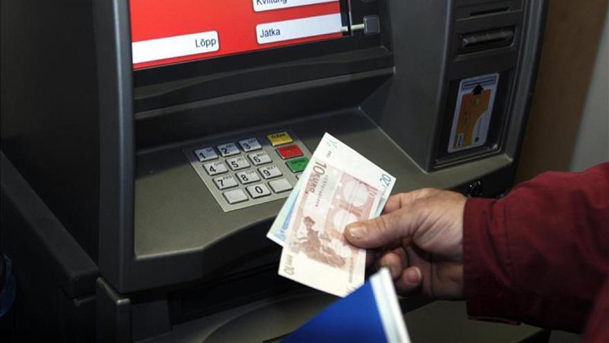 El crédito bancario se reduce el 2 por ciento hasta octubre