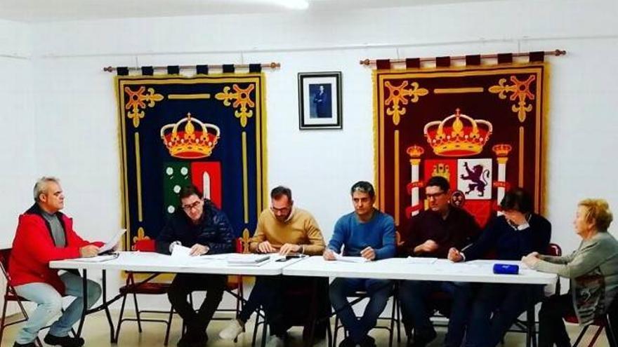 Pleno del Ayuntamiento de Serradilla del Arroyo.