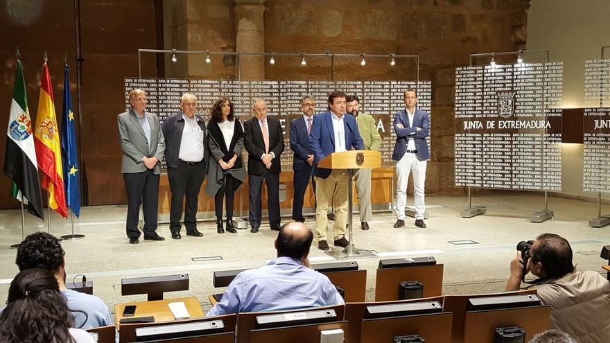 Vara empresarios Extremadura boicot productos catalanes