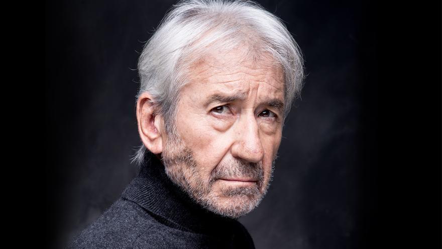 José Sacristán, actor español de cine, teatro y televisión
