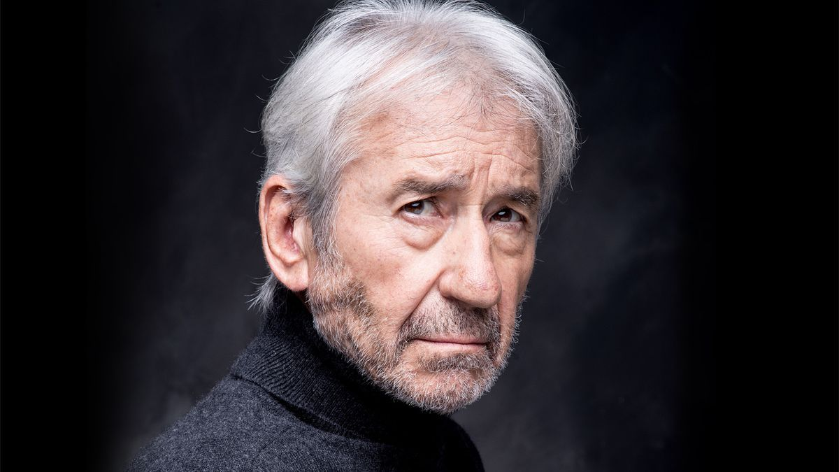 José Sacristán, actor español de cine, teatro y televisión.