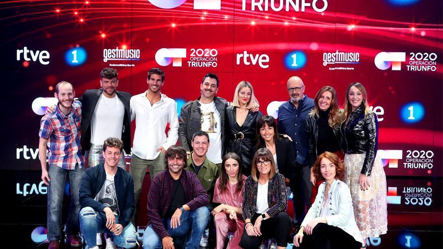 OT 2020 - Presentación en Barcelona