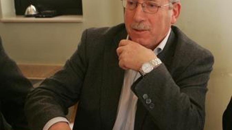Ignacio Fernández Toxo, secretario de CCOO
