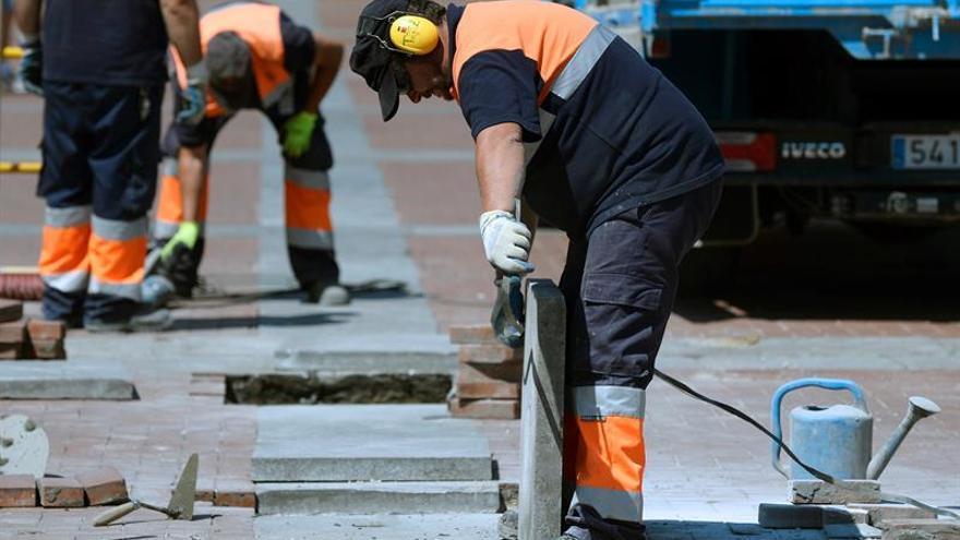 Los accidentes laborales causan 359 muertes hasta julio, uno más que en 2017