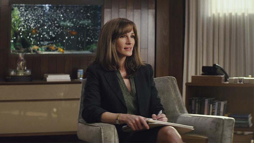 Julia Roberts es Heidi Bergman en 'Homecoming'