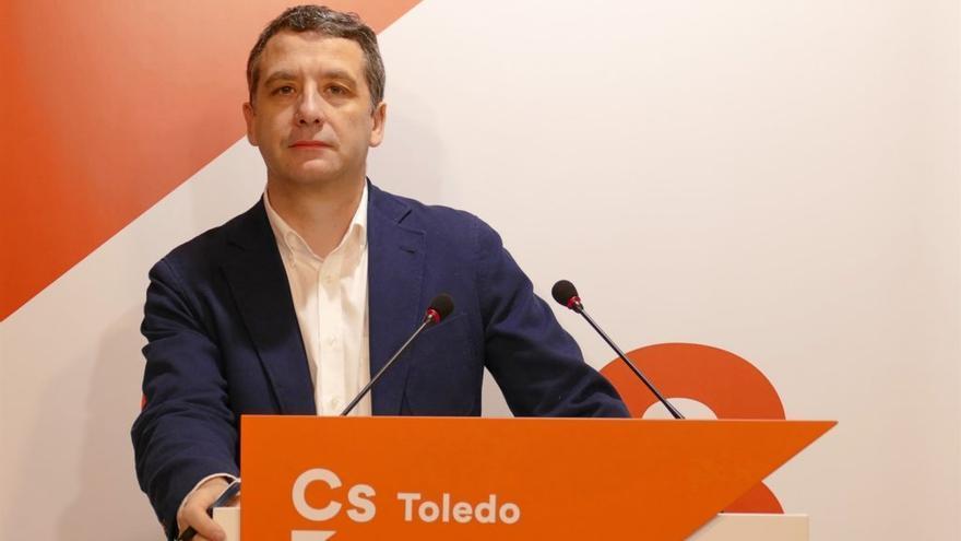 Esteban Paños volverá a ser candidato a la Alcaldía en Toledo