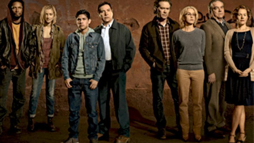 'American Crime', el drama racial que busca cazar al cable, llega a España