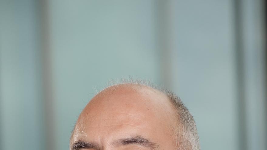 Gil Arias, director adjunto del Frontex. Foto: Frontex
