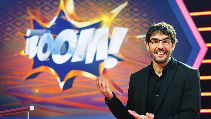 Juanra Bonet en '¡Boom!'
