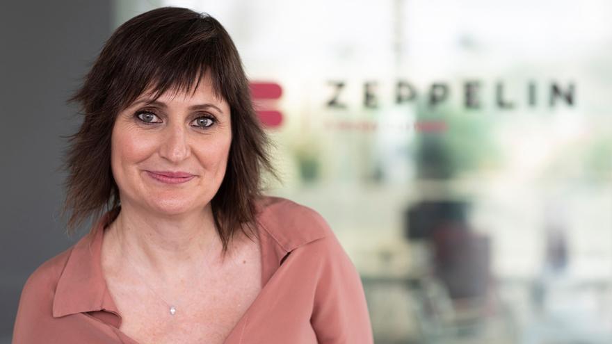 Amparo Castellano, nueva directora general de Zeppelin TV