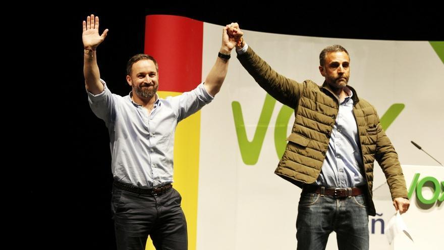 Santiago Abascal defiende en Castilla-La Mancha la continuidad de los trasvases