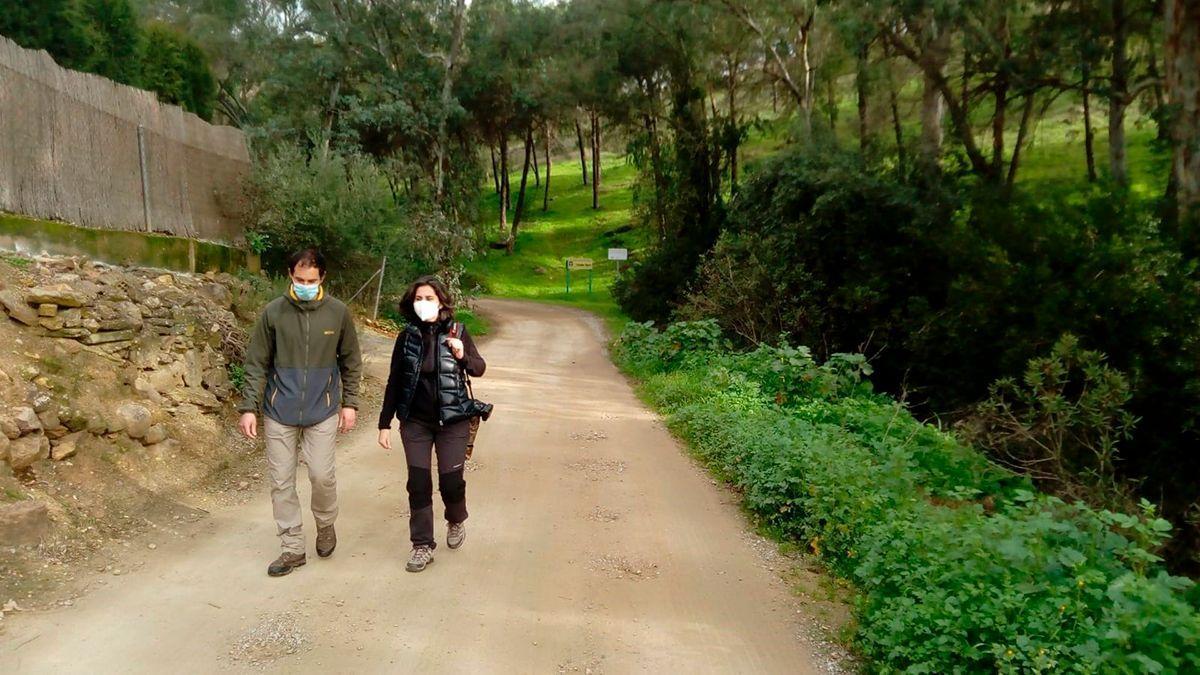 Una de las rutas de 'Paisajes con Historia' en la provincia de Córdoba.