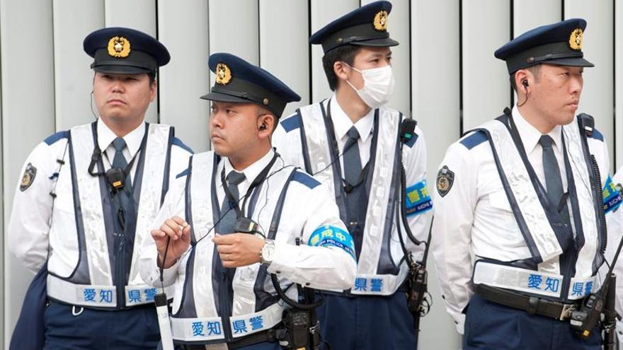 Una maleta abandonada en Tokio desata la alarma terrorista en plena cumbre del G7