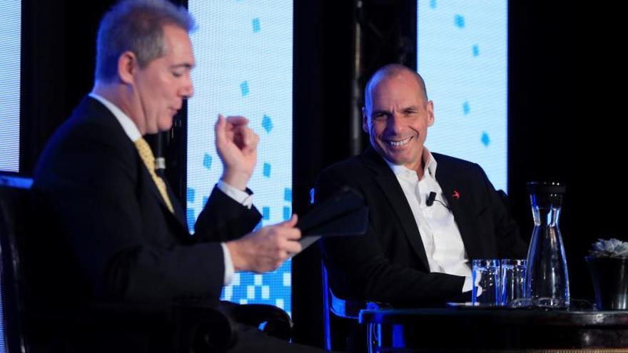 Varoufakis se muestra pesimista sobre la garantía de depósitos europea