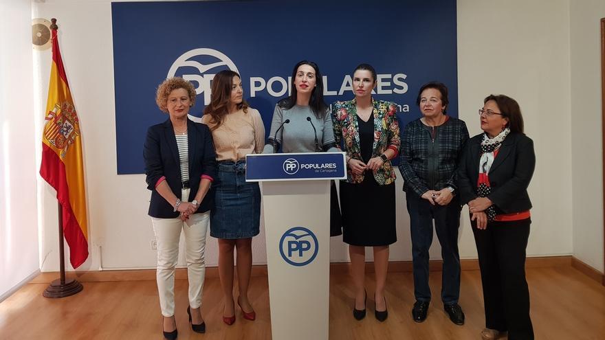 """PP exige el acta de concejal a exalcalde de Cartagena por llamar """"peluca rubia con labios pintados"""" a una consejera"""