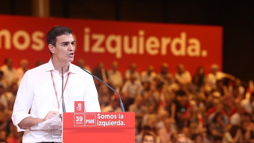 Pedro Sánchez reúne este lunes por primera vez a su nueva Ejecutiva para elegir a los portavoces parlamentarios