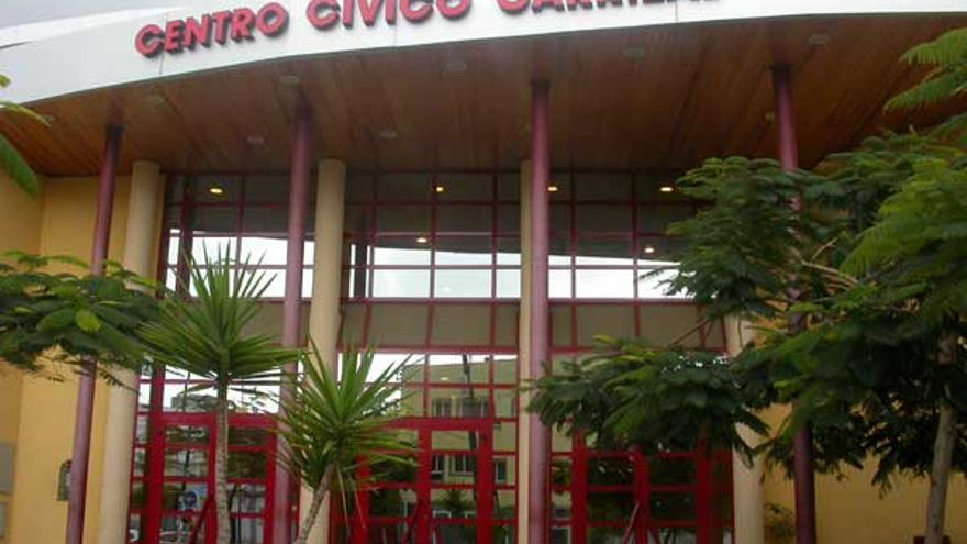 Teatro-Centro Cívico de Carrizal (Ingenio, Gran Canaria).