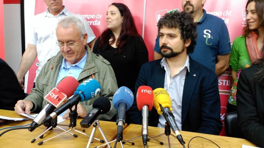 """Cayo Lara cree que la nacionalización de las minas del carbón es """"una necesidad vital"""""""
