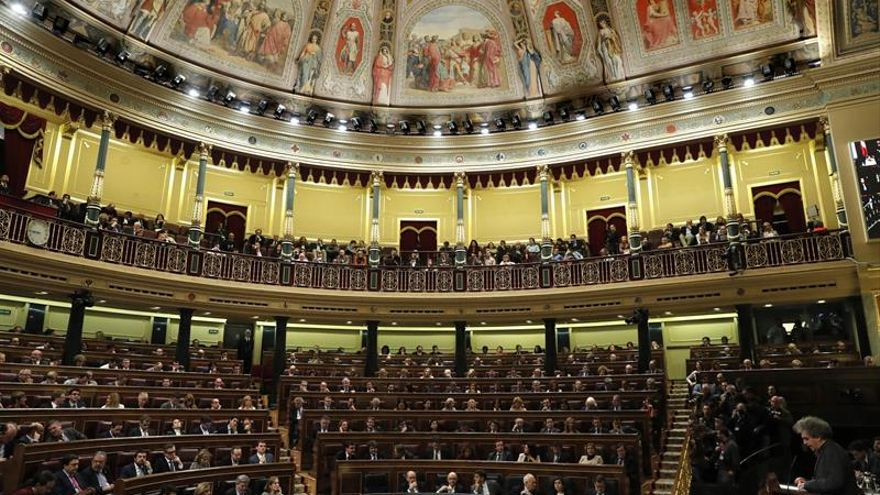 El Congreso debate hoy derogar la Ley de Seguridad Ciudadana y la prisión permanente