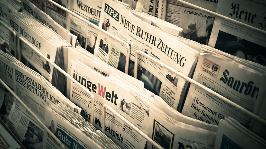 Prensa internacional | PIXABAY