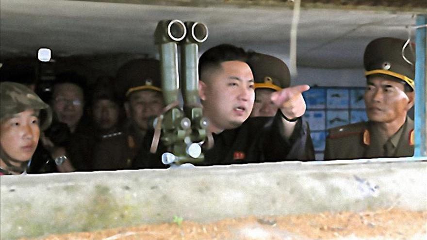 """El líder norcoreano advierte de """"medidas de Estado"""" contra sanciones de ONU"""