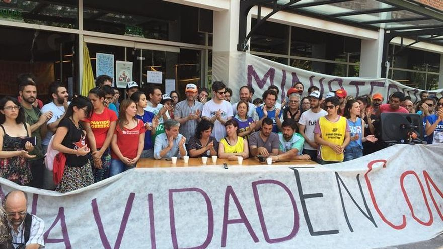 Investigadores argentinos llegan a acuerdo con Gobierno y levantan ocupación