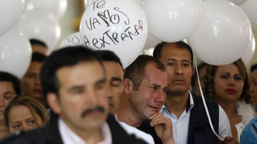 Diana, una vida truncada antes de los 17 años por un bombardeo en Colombia