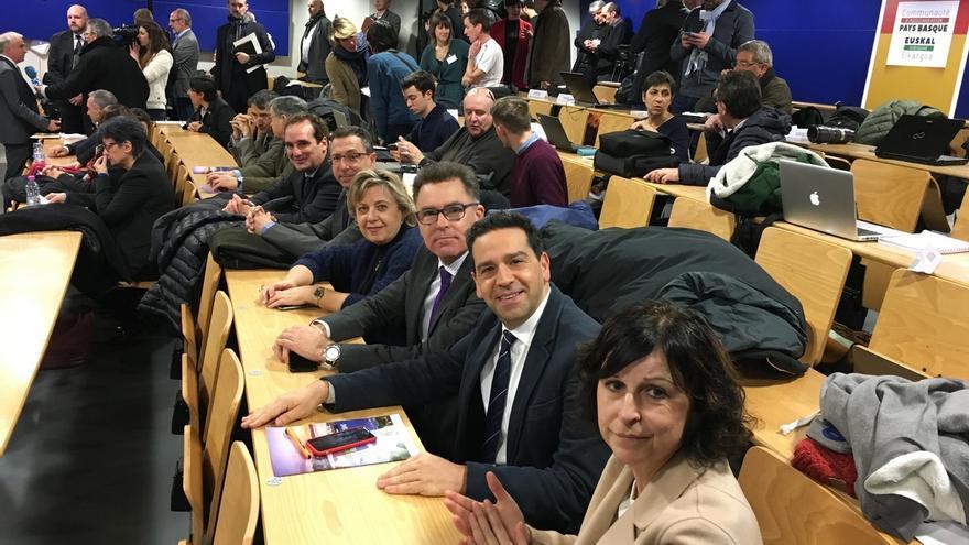 """Eudel dice que la nueva Mancomunidad de Iparralde """"es una excelente noticia para el municipalismo vasco"""""""
