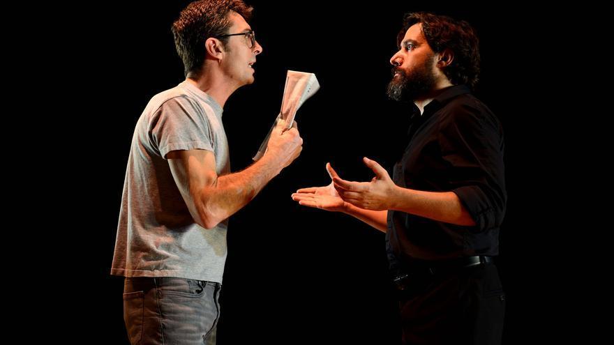 Ximo Solano y Josep Manel Casany protagonizan 'Hamlet Canalla'