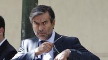El magistrado Enrique López.