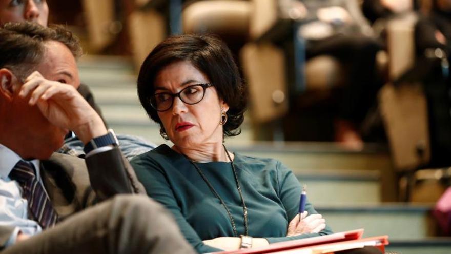 La jueza De Lara recurrirá la negativa del Supremo a su suspensión cautelar