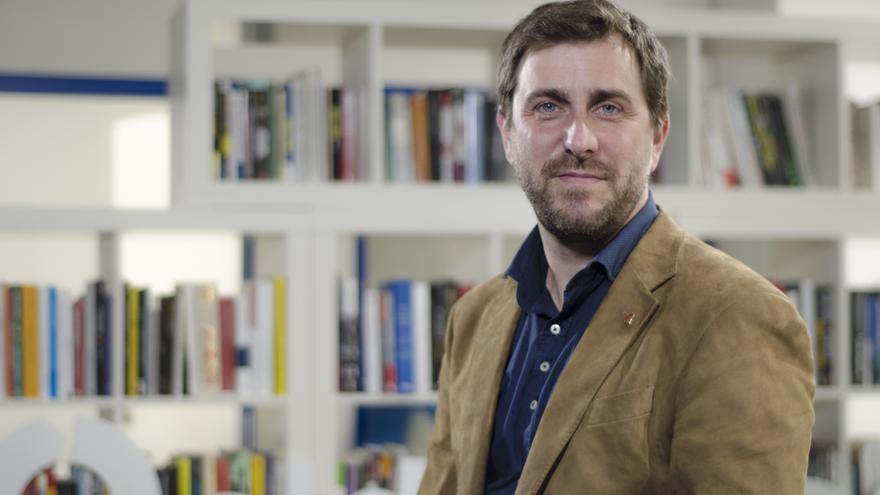 Toni Comín, Conseller de Sanidad del el Govern de Catalunya \ Foto: Alejandro Navarro Bustamante