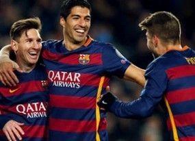 Antena3 golea con el Barça-Roma de Champions y 'El Hormiguero' con Rivera