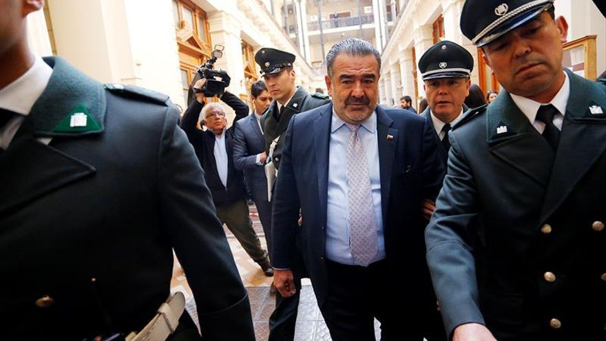 Diputado chileno pide su desafuero para afrontar querella de empresario