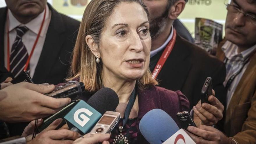 Pastor destaca que el grupo Fomento es clave para competitividad y turismo