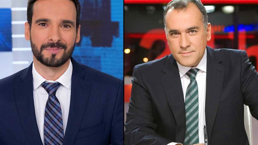 Lluís Guilera y Xabier Fortes