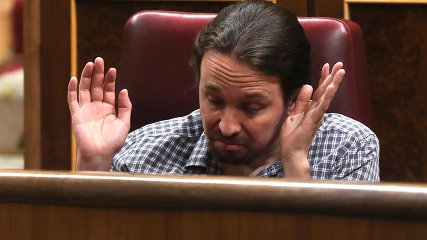 """Iglesias a Sánchez: """"Ya hemos aceptado suficientes humillaciones"""""""