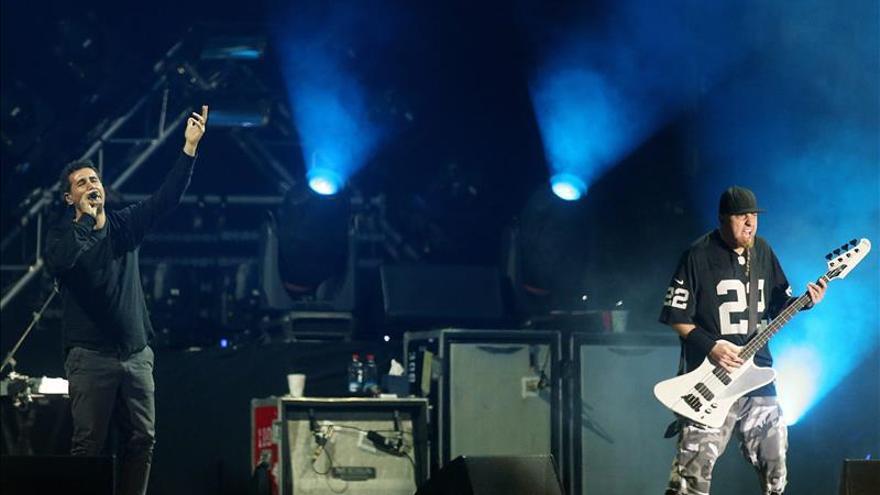 El festival Gets Louder transforma a Santiago en la capital del metal