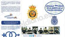 The office against discrimination against women in the Police presents a brochure as the main achievement in 20 months